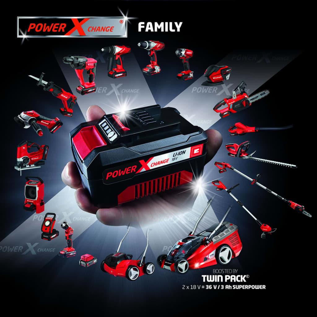 Einhell Accu Power-X-Change 18 V 4 Ah