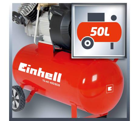 Einhell Luftkompressor 50 L TC-AC 400/50/8[2/7]