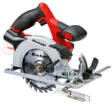 Einhell Cordless Circular Saw TE-CS 18 Li-solo Red 150 mm 4331200