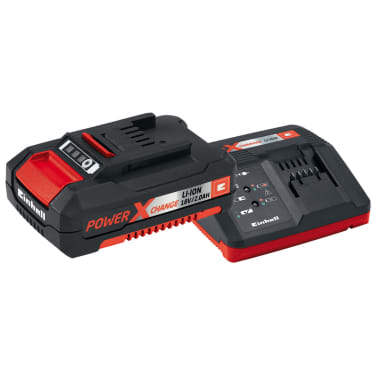 "Einhell Kit de démarrage de batterie ""Power X-Change"" 18 V 2 Ah[1/6]"