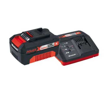 "Einhell kit arranque de bateria ""Power X-Change"" 18 V 4 Ah 4512042"