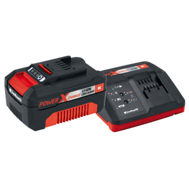 Einhell Kit de démarrage de batterie Power X-Change 18 V 4 Ah[1/7]