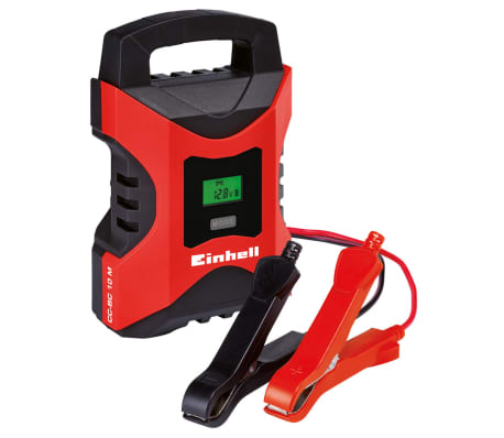 Einhell cargador de baterías CC-BC 10 M 1002241[1/3]