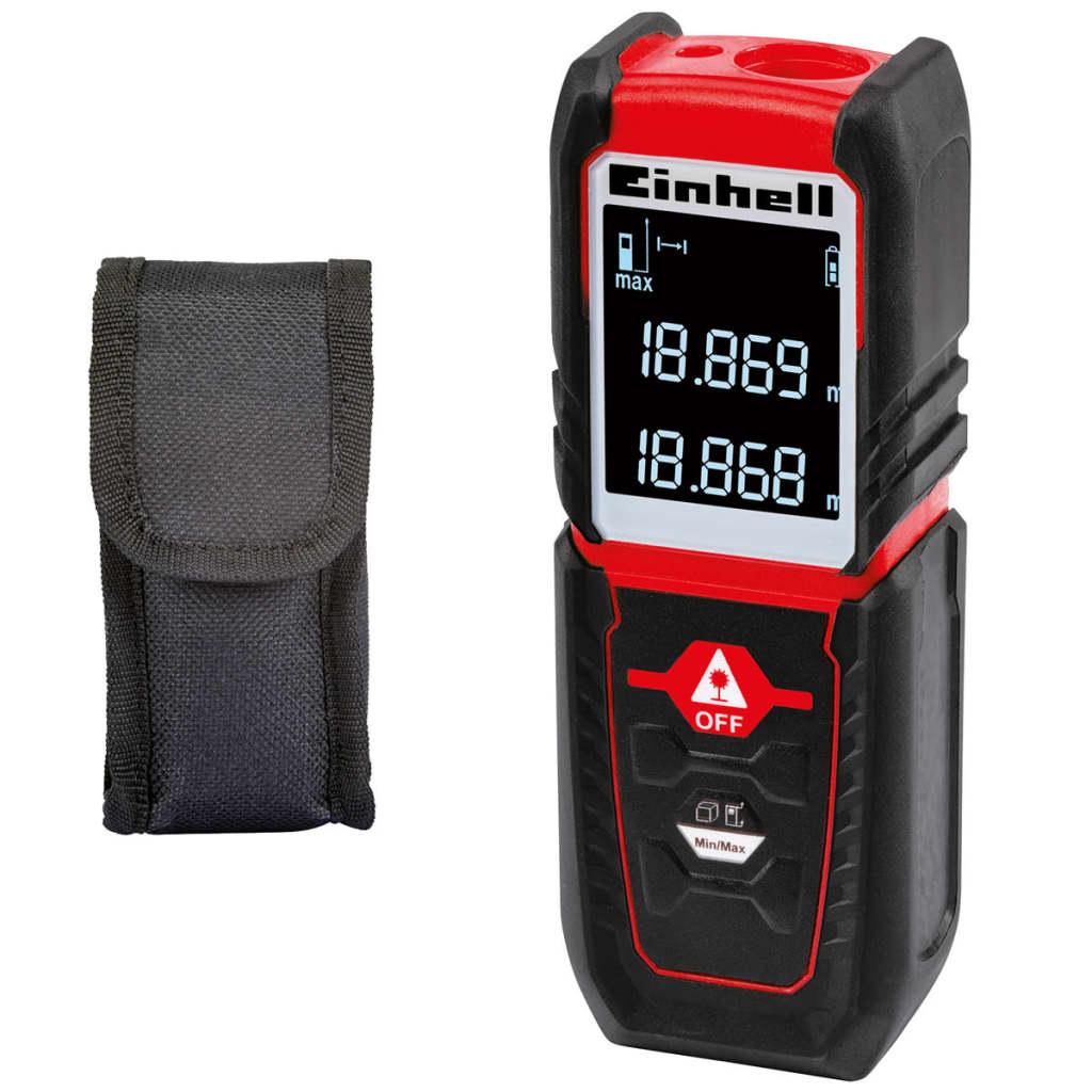 Afbeelding van Einhell Laser afstandsmeter TC-LD 25 rood 2270075