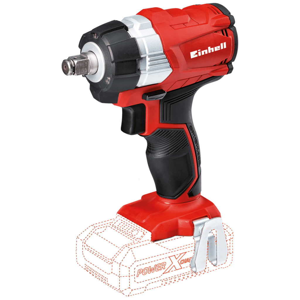 Einhell Chave impacto s/ cabo