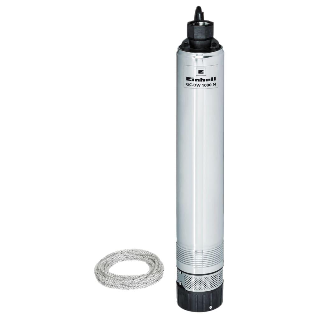 Einhell Diepwaterpomp GC-DW 1000 N 1.000 W 4170955