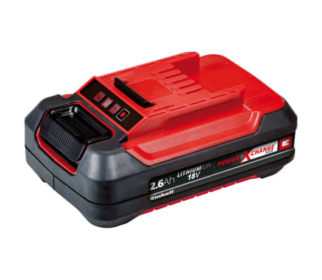 Einhell Akumuliatorius Power X-Change Plus, 18V, 2,6Ah, 4511436[1/5]