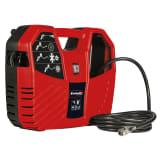 Einhell Tragbarer Kompressor TC-AC 180/8 OF 1100 W