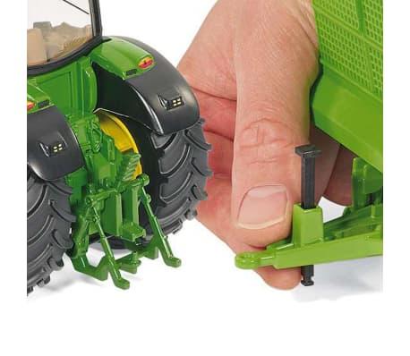 Siku Traktor John Deere 6210R, skala 1:32, 541866[3/6]