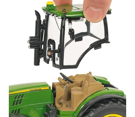 Siku Traktor John Deere 6210R, skala 1:32, 541866[5/6]