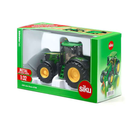 Siku Traktor John Deere 6210R, skala 1:32, 541866[6/6]