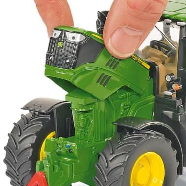 Siku Traktor John Deere 6210R, skala 1:32, 541866[4/6]