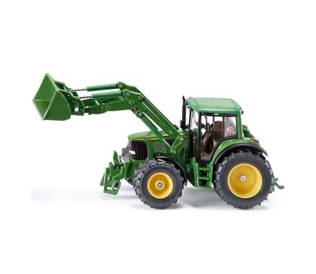 Siku Tractor con cargador frontal John Deere 1:32 541263