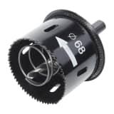 Wolfcraft Hullsag 68 mm svart 2158000