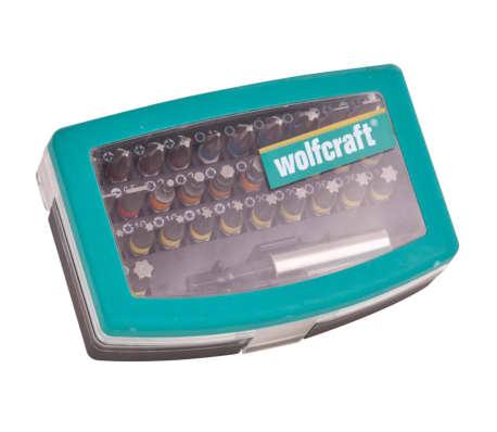wolfcraft Jeu d'embouts 32 pièces 2975000[2/3]