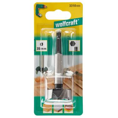 wolfcraft Trépan Forstner Acier 3310000[5/5]
