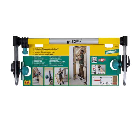 wolfcraft Gabarit de cadre de porte Easy 600-1000 mm 3675000[12/12]