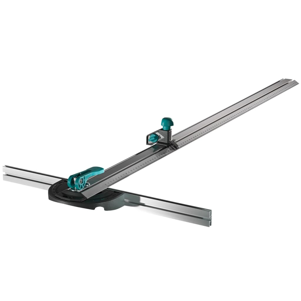 Afbeelding van wolfcraft T-rail met parallelsnijder 1000 mm 4008000