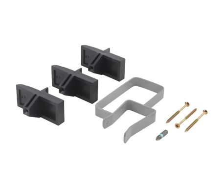 wolfcraft Kit pince de fixation pour plaques de plâtre 8 pcs 4040000[1/5]