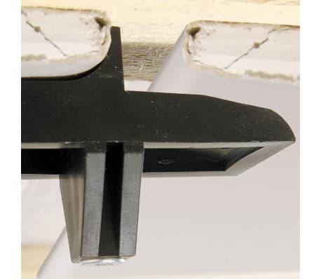 wolfcraft Kit pince de fixation pour plaques de plâtre 8 pcs 4040000[3/5]