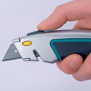 wolfcraft Couteau utilitaire professionnel à changement rapide[5/8]