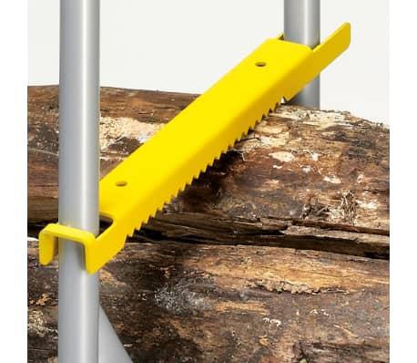 wolfcraft Support de scie à bûches pour tronçonneuse 5121000[12/15]