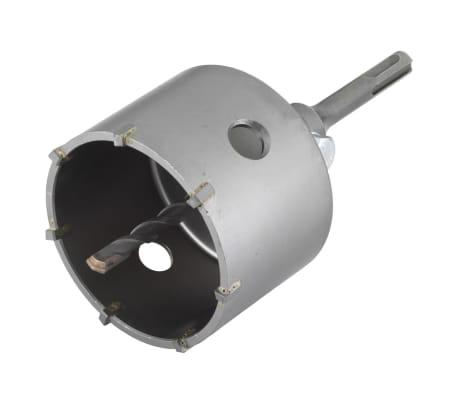 wolfcraft Coupeur annulaire creux avec tige SDS-plus 83 mm 5481000[1/4]