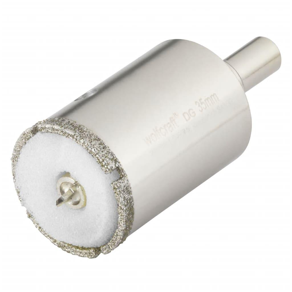Afbeelding van wolfcraft Diamantgatenzaag Ceramic 35 mm 5926000