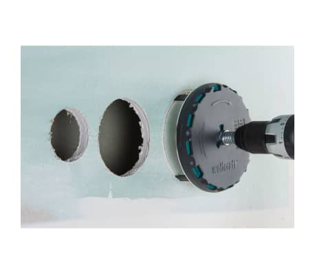 wolfcraft Otwornica regulowana AH 45-130, metalowa, 30 mm, 5978000[7/8]