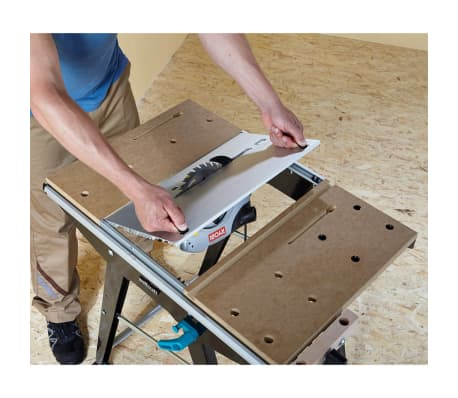 wolfcraft circular jigsaw router table capacity 200 kg master cut 1500 6906000 ebay. Black Bedroom Furniture Sets. Home Design Ideas