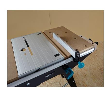 wolfcraft Table de sciage Master Cut 1500 94 x 64 x 86,5 cm 6906000[10/14]