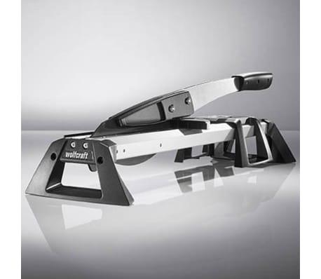 acheter wolfcraft presse coupante de sols stratifi s vinyle vlc 800 6939000 pas cher. Black Bedroom Furniture Sets. Home Design Ideas