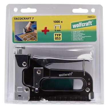 wolfcraft Tacker-Set Tacocraft 7 7089000[3/3]