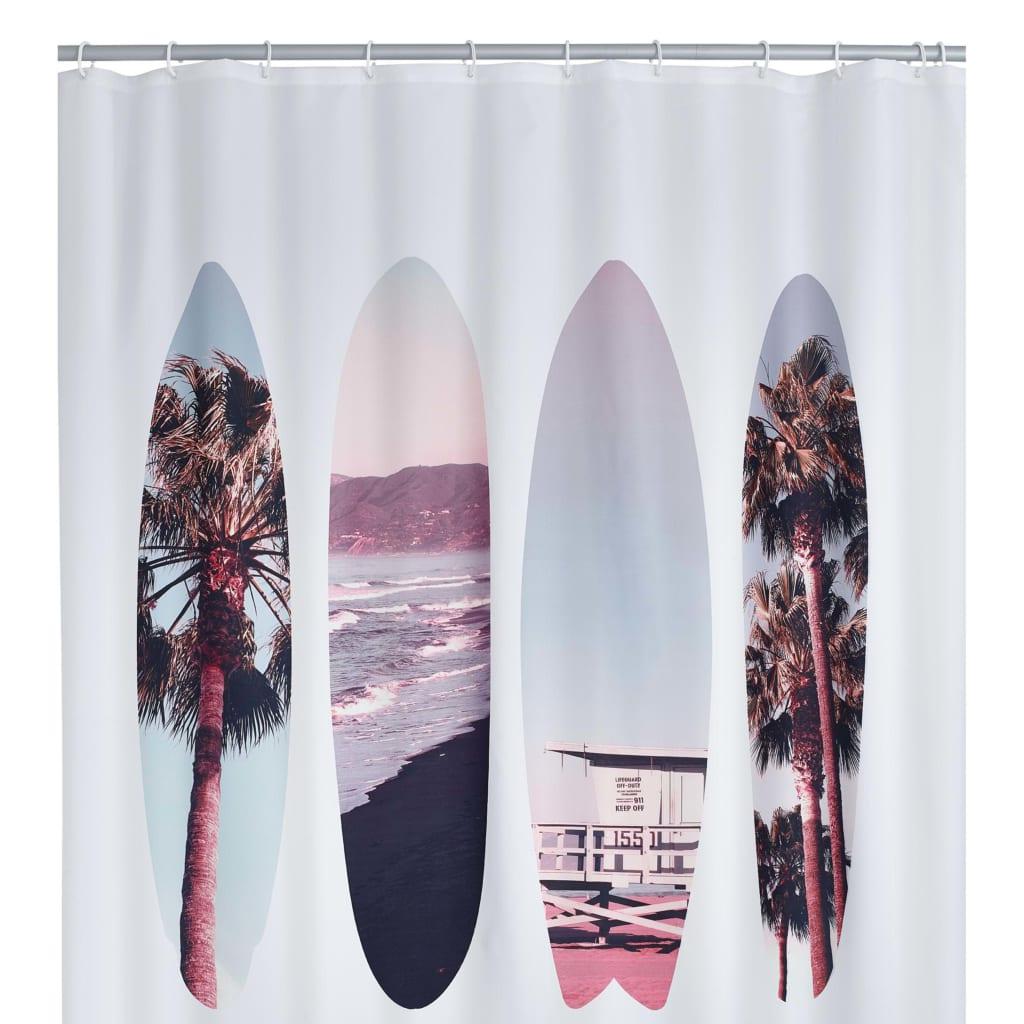 RIDDER Perdea de duș California, 180 x 200 cm poza 2021 RIDDER