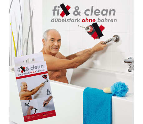 RIDDER Colle pour accessoires de salle de bain Fix & Clean A2000000[2/4]
