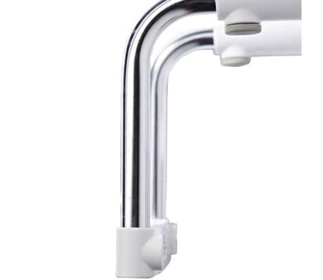 RIDDER Barre d'appui d'accessibilité baignoire Argenté 100kg A00300101[3/5]