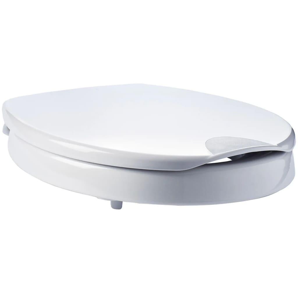 RIDDER Capac de toaletă cu închidere silențioasă Premium alb A0070700 imagine vidaxl.ro