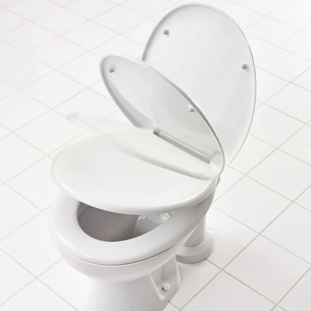 RIDDER Toiletbril soft-close Premium wit A0070700