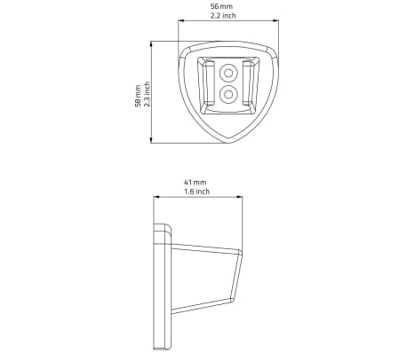 RIDDER Set de ducha alcachofa de masaje 8 ajustes St Lucia cromo 91110[6/6]