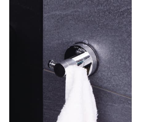 RIDDER Wieszak na ręcznik, chrom, 12110200[2/3]