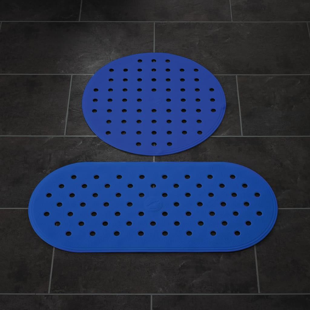 RIDDER Douchemat anti slip Action neonblauw