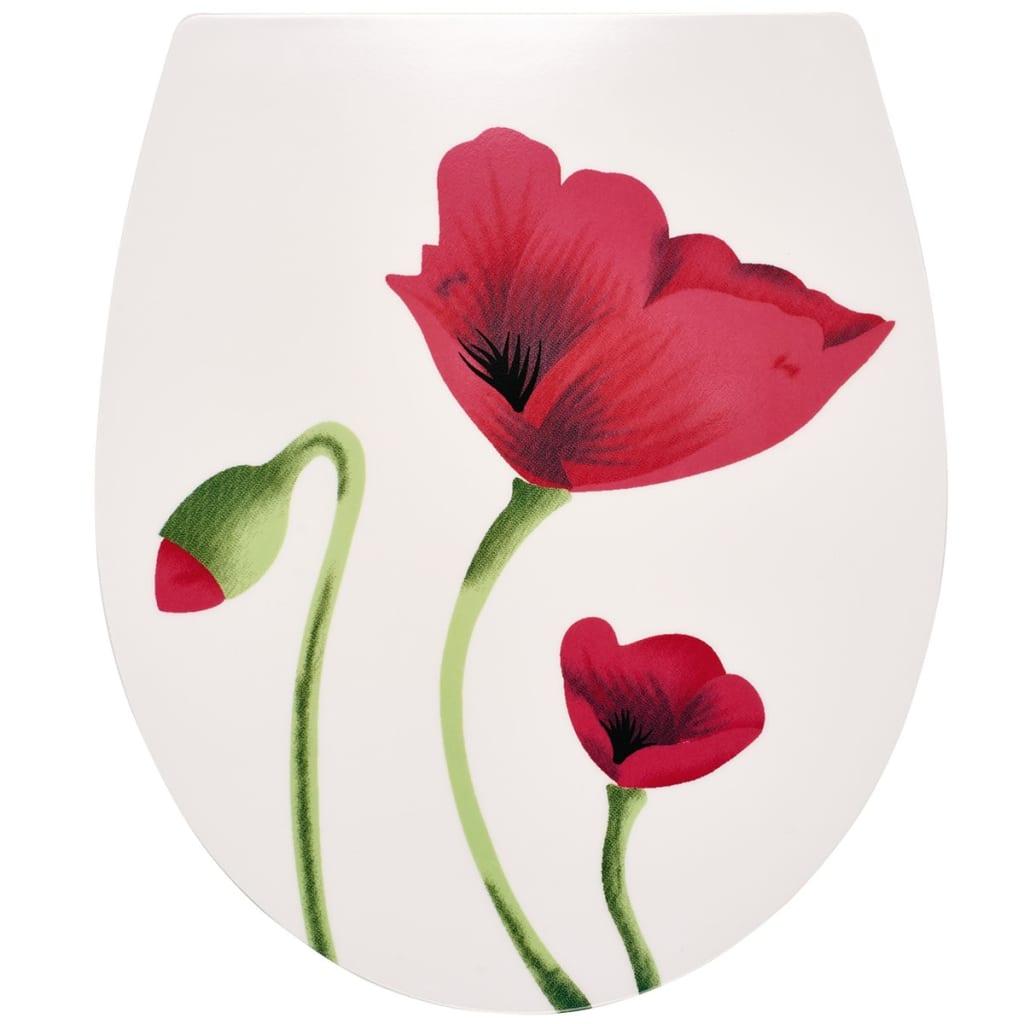 RIDDER Toiletbril Mohn soft-close wit 2212100