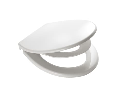 RIDDER WC-Sitz Generation mit Soft-Close Weiß 2119101[5/8]