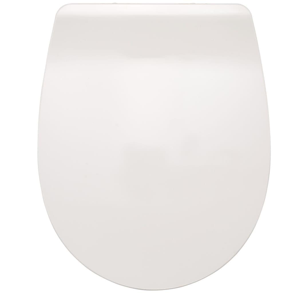 RIDDER Toiletbril Las Vegas soft-close LED wit 2206101