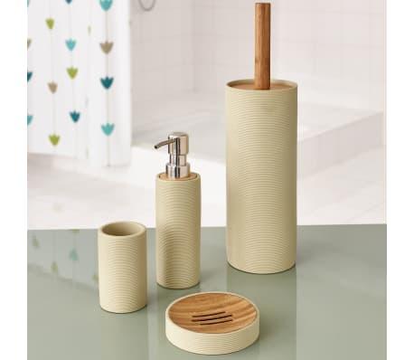 RIDDER Badezimmer-Becher Roller Beige 230 ml 2105109 günstig kaufen ...