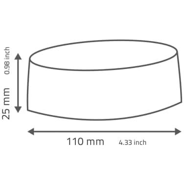 RIDDER Porte-savon Roller Beige 2105309[3/3]