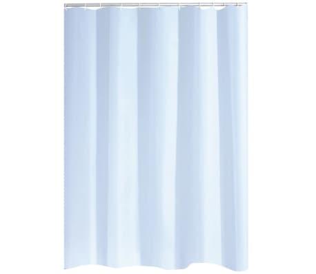 RIDDER Rideau de douche Standard 180 x 200 cm Blanc[2/3]