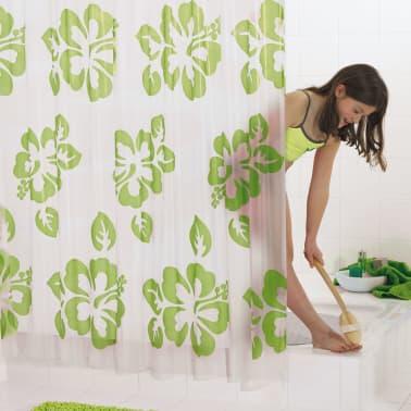 RIDDER Rideau de douche Flowerpower 180 x 200 cm[1/3]