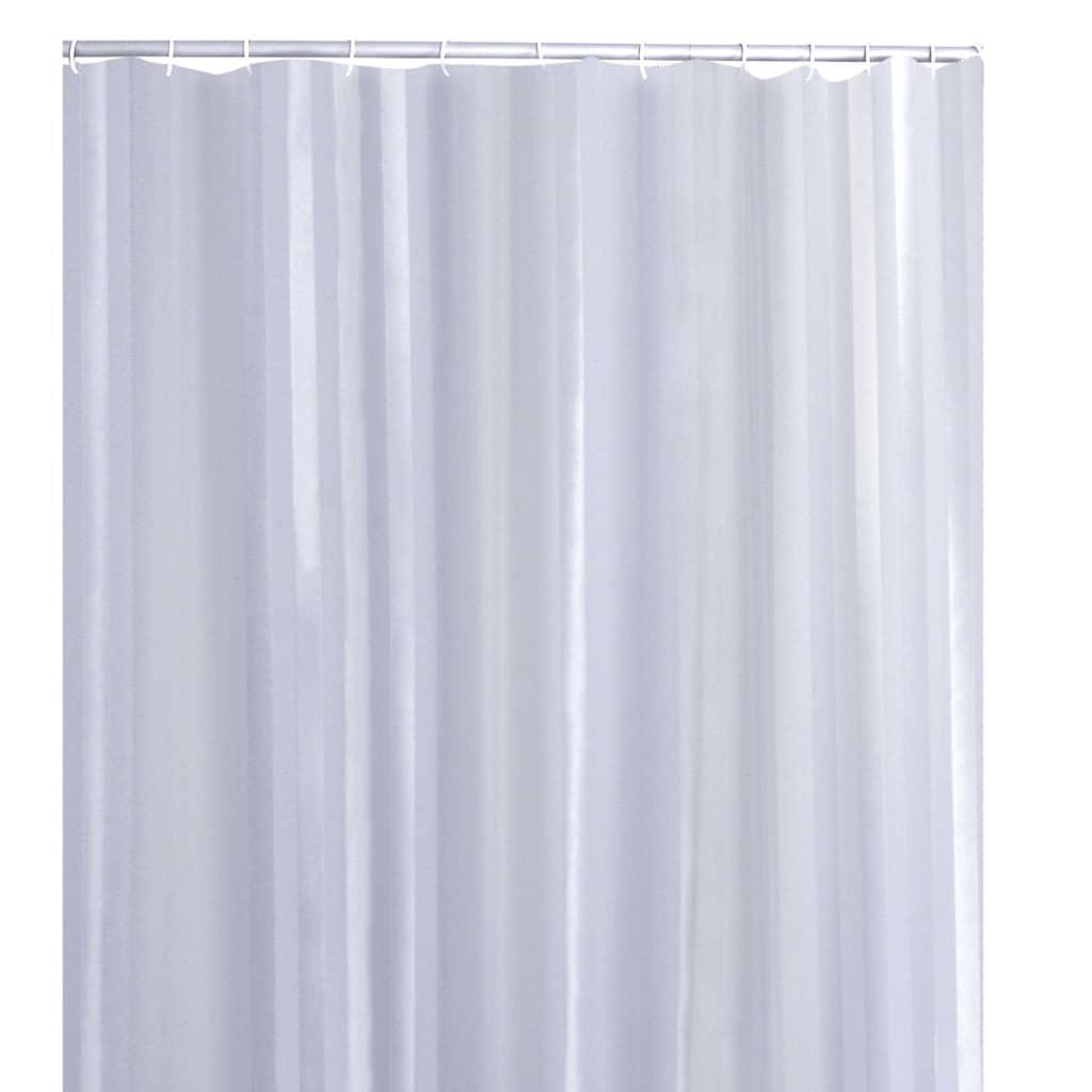 RIDDER Perdea de duș Satin White, 180 x 200 cm poza 2021 RIDDER
