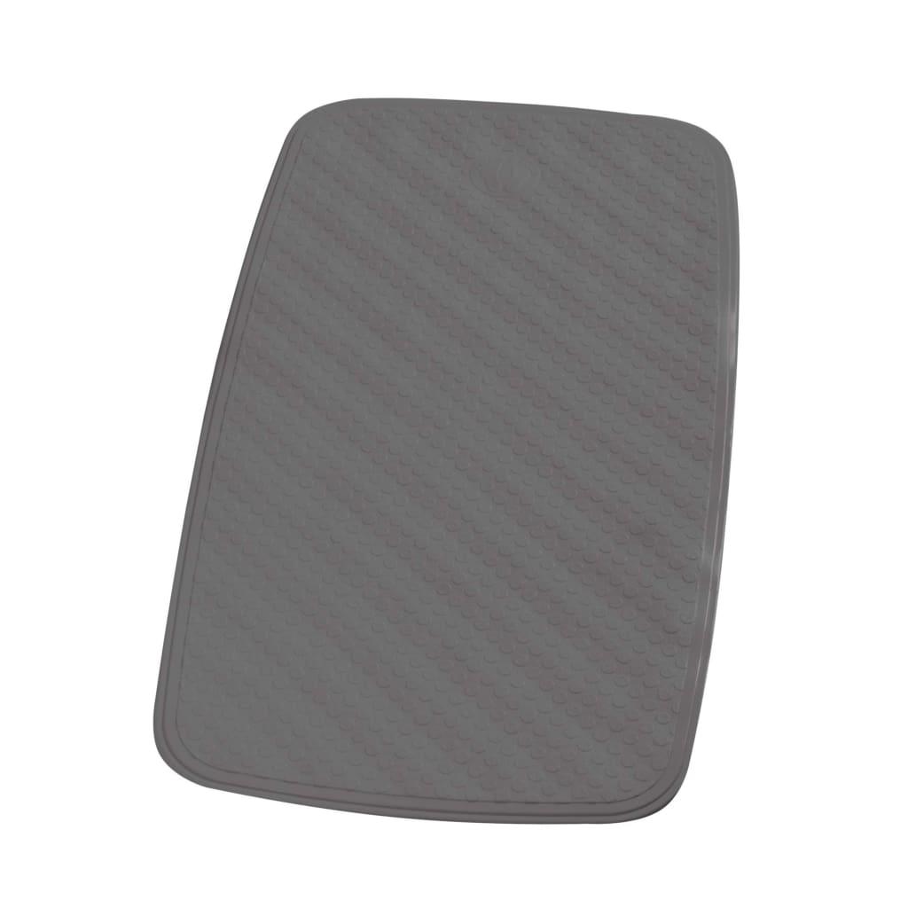 RIDDER Badmat anti-slip Capri 72x38 cm cementgrijs
